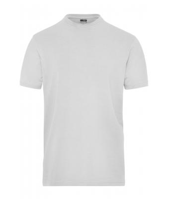Herren Men's BIO Stretch-T Work - SOLID - White 8708