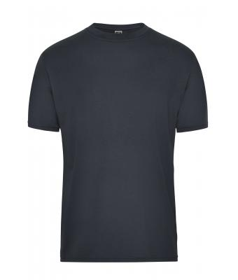 Herren Men's BIO Workwear T-Shirt - SOLID - Carbon 8732