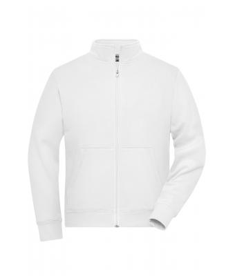 Herren Men's Doubleface Work Jacket - SOLID - White 8730