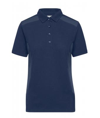 Ladies Ladies' Workwear Polo - STRONG - Navy/navy 10444