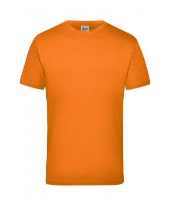 Herren Workwear-T Men Orange 7534