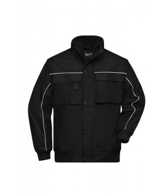 Unisex Workwear Jacket Black/black 7544