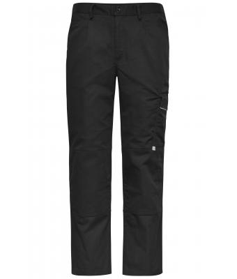 Unisex Workwear Pants Black 7548