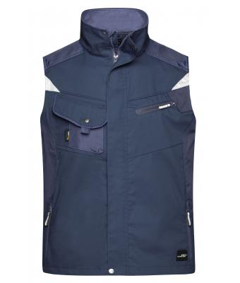 Unisex Workwear Vest - STRONG - Navy/navy 8067
