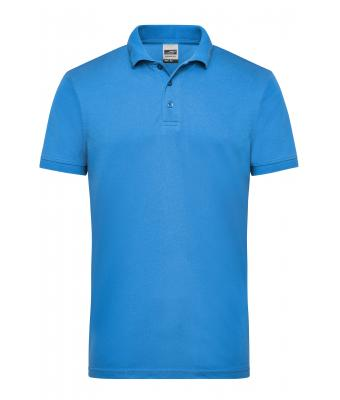 Herren Men's Workwear Polo Aqua 8171