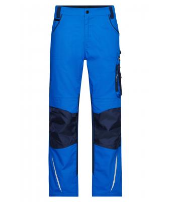 Unisex Workwear Pants - STRONG - Royal/navy 8290