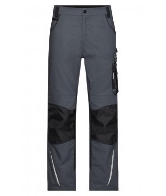 Unisex Workwear Pants - STRONG - Carbon/black 8290