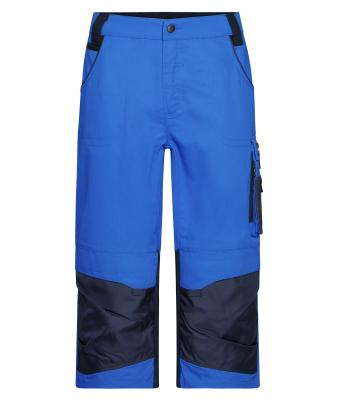 Unisex Workwear 3/4 Pants - STRONG - Royal/navy 8289