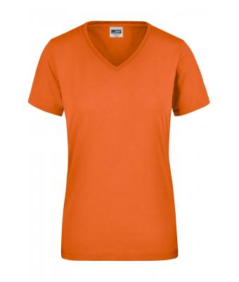 Damen Ladies' Workwear T-Shirt Orange 8310