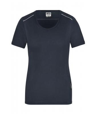 Ladies Ladies' Workwear T-Shirt - SOLID - Navy 8711