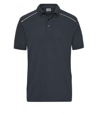 Herren Men's  Workwear Polo - SOLID - Carbon 8710