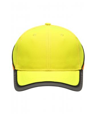 Unisex Neon-Cap Neon-yellow/neon-orange 7594