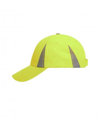 Unisex Safety-Cap Neon-yellow 8683