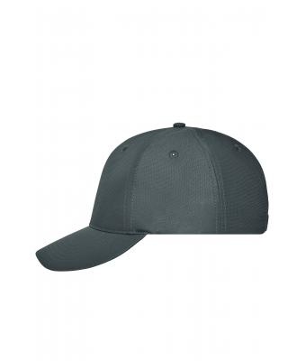 Unisex 6 Panel Workwear Cap - COLOR - Carbon 10224