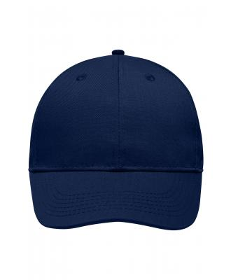 Unisex 6 Panel Workwear Cap - STRONG - Navy 8327