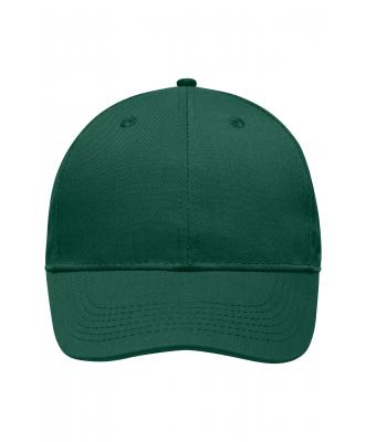 Unisex 6 Panel Workwear Cap - STRONG - Dark-green 8327